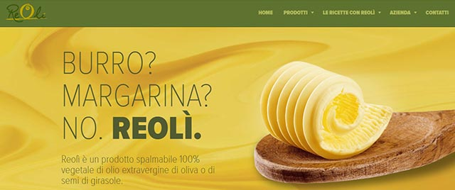 food startup in Italia