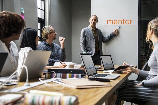 mentor startup