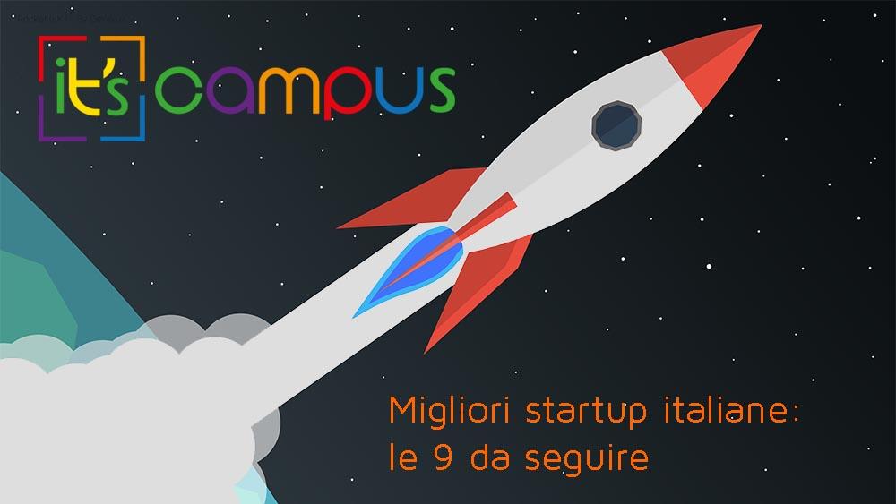 Migliori startup italiane: le 9 da seguire
