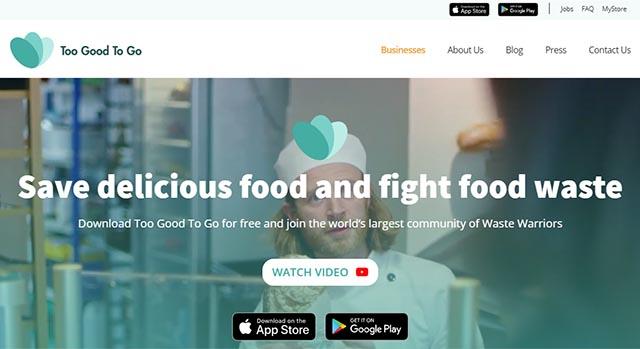 startup del food