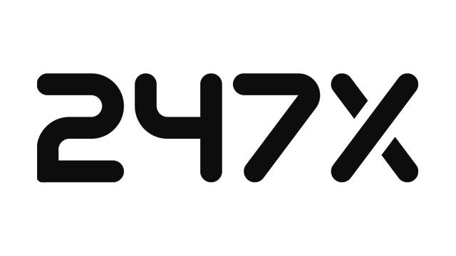 247X Logo