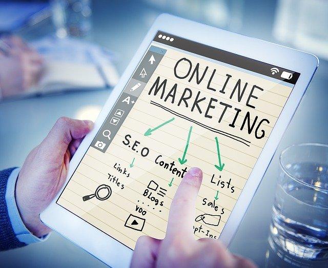 cos'è il marketing online