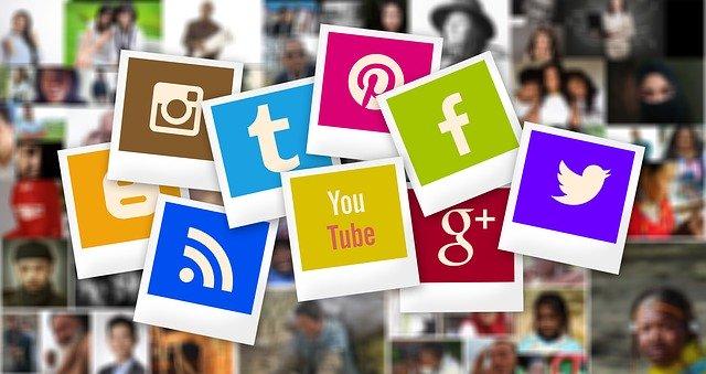 studio dei concorrenti e social network