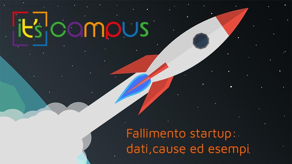 Fallimento startup: i dati, le cause ed esempi