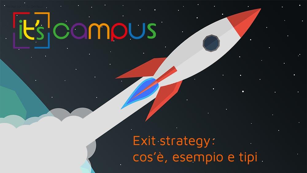 Exit strategy: cos'è, esempio e tipi