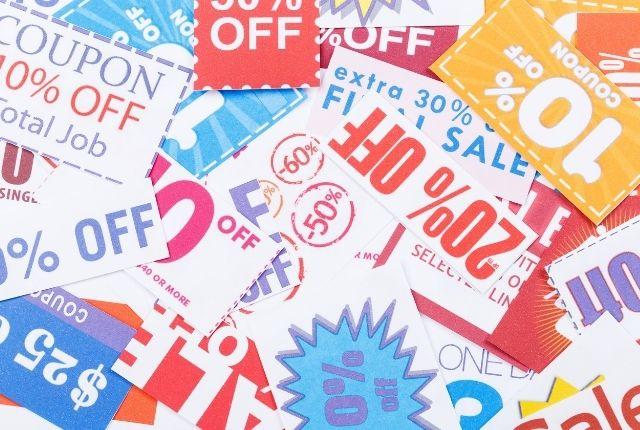 Sconti e promozioni per nuovi clienti