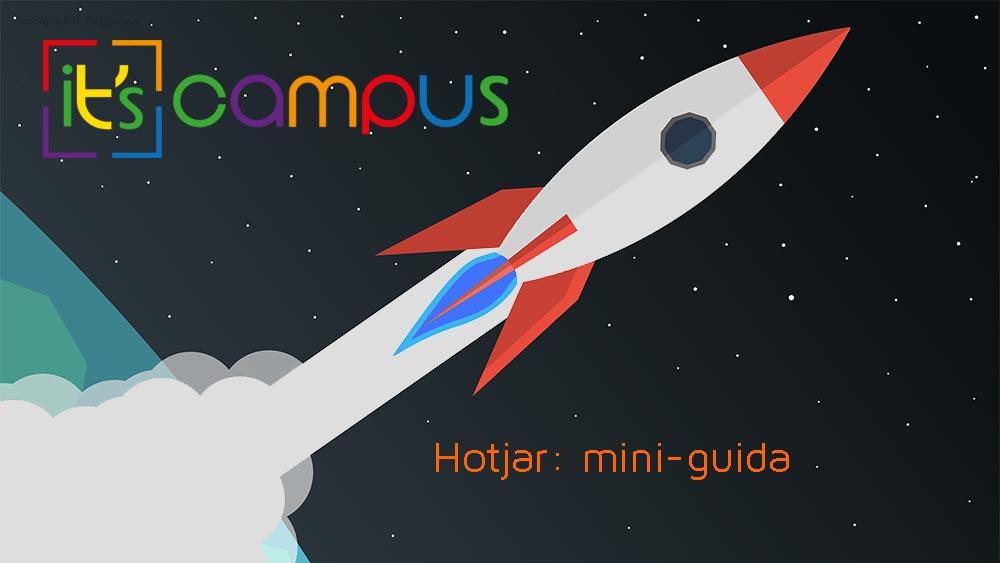 Hotjar: mini-guida all'installazione e all'utilizzo per aziende e startup